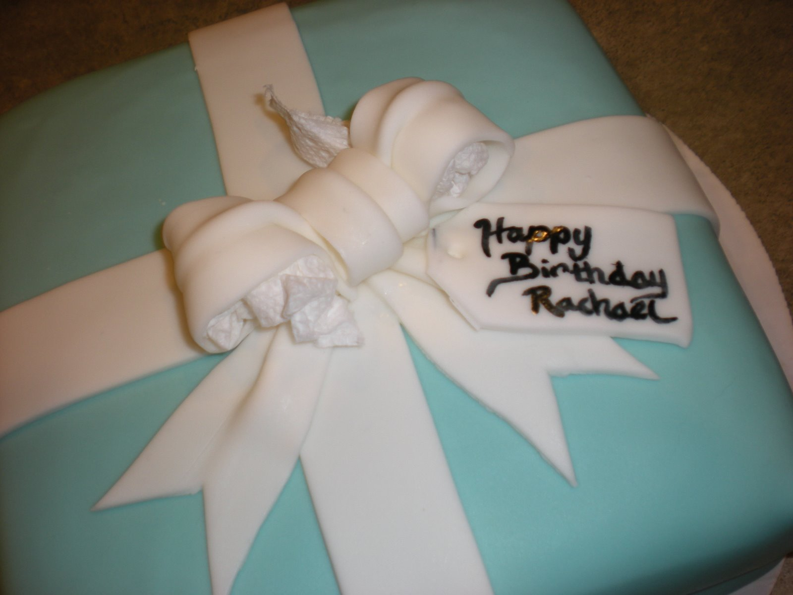 Rachaels Birthday Sweets By Natalie Kay